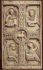 Símbolos Paganos en el arte religioso católico Tetramorfos
