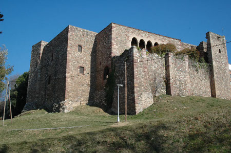 Castell de Vallparadís