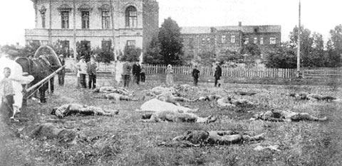 Genocidi de Crimea perpetrat per l'exèrcit soviètic contra les classes populars (1919)