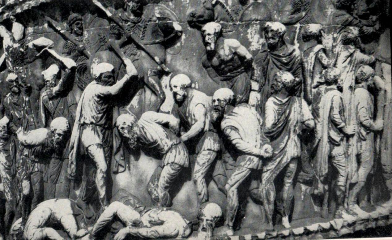 El movimiento bagauda: una de las primeras revoluciones campesinas
