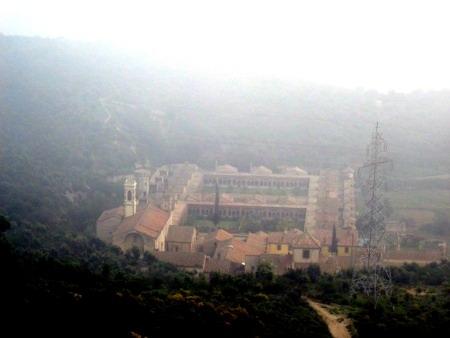 La Cartoixa i el Castell de Bellvís